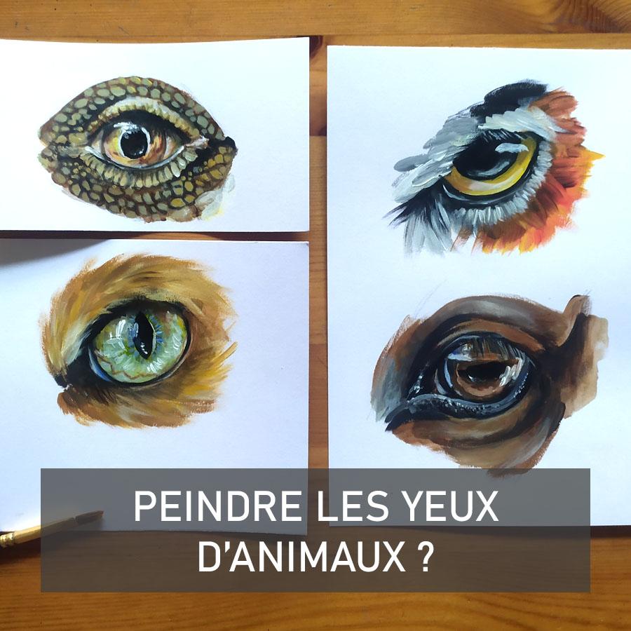 Cours-en-linge-apprendre-a- peindre-yeux-danimaux-debutant-peinture-artiste-pro-natacha-perez-atelier-perenart