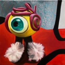 Eye Guy on Red Carpet