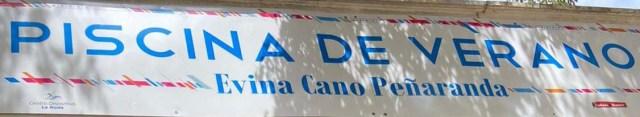Cambio de nombre a la Piscina de Verano «Evina Cano Peñaranda»