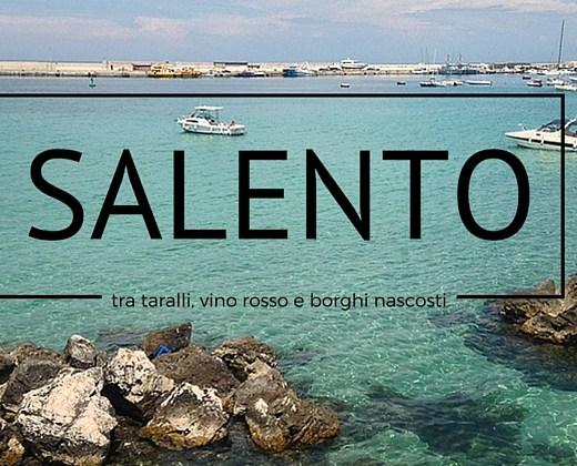 week end in salento