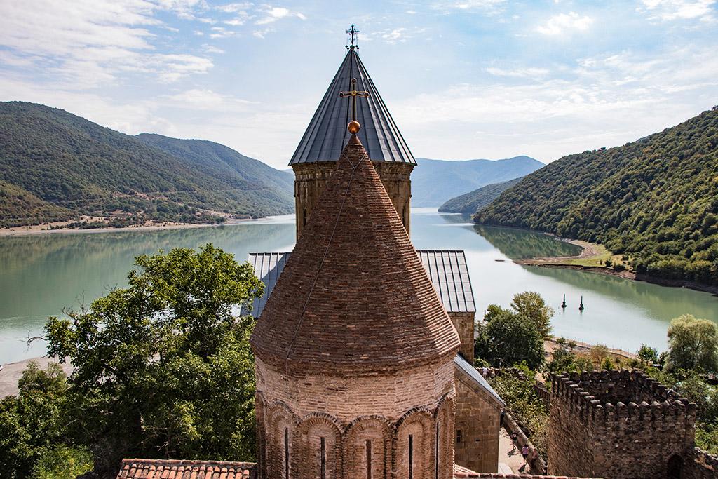itinerario di viaggio in georgia