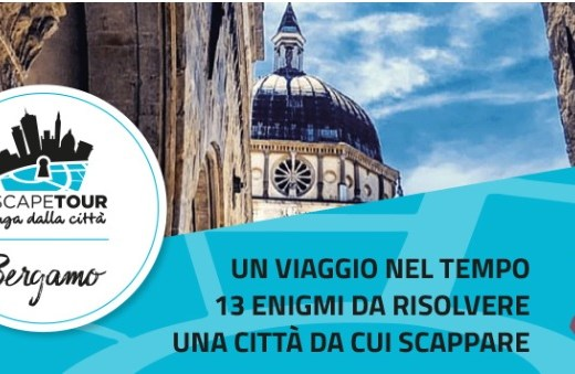 Escape tour bergamo alta