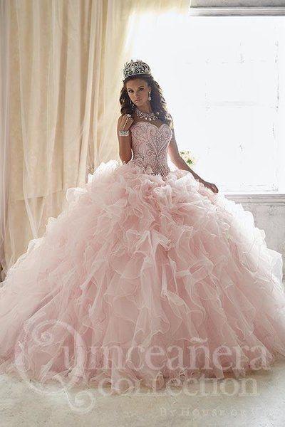 Quinceanera Dresses 2018 Pink