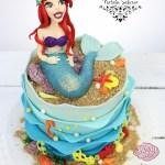 Decoración tema Sirena
