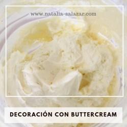 buttercream suizo deco