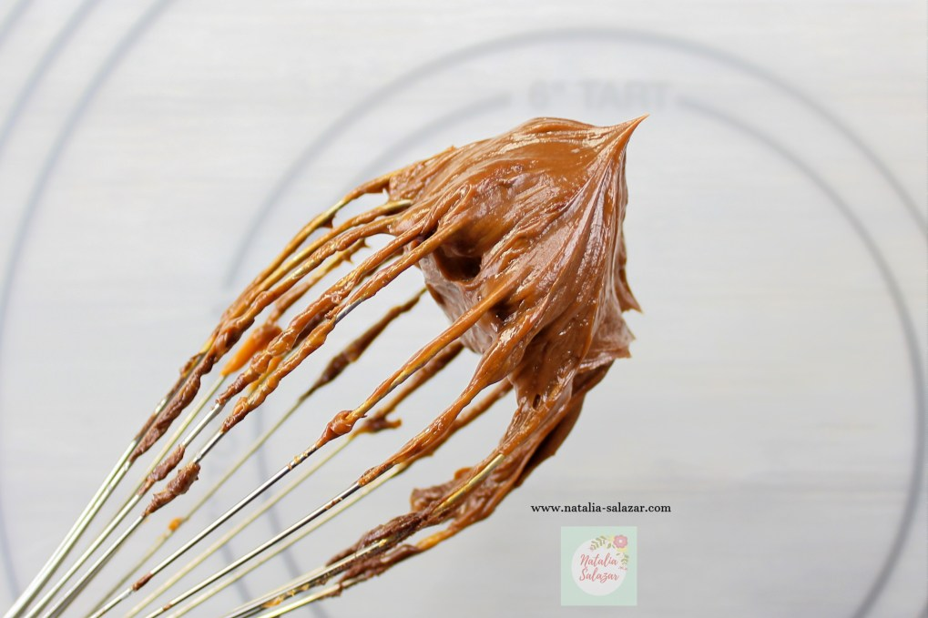 Crema bariloche receta facil paso a paso