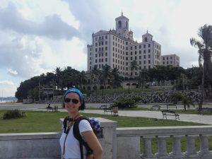 Хотела просто спокойно провести отпуск на Кубе, но…