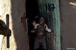 Violencia post electoral en Kenia. Walter Astrada. Word Press Photo 2009
