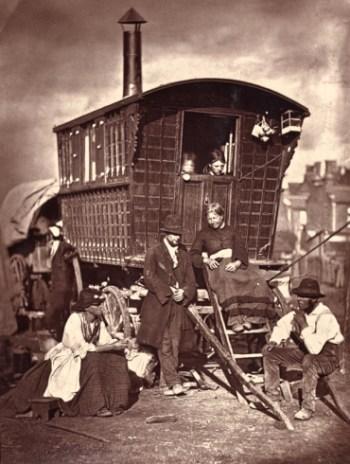 John Thomson: Londres Nomades. (ca. 1873)