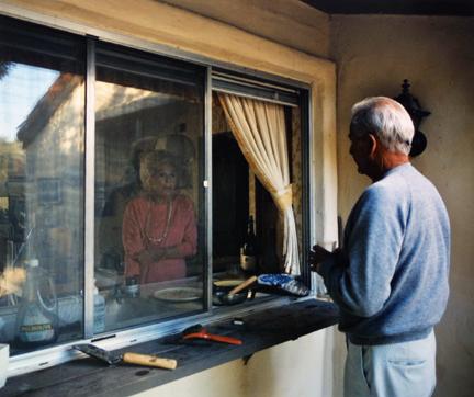 Larry Sultan: Fotos desde casa