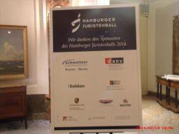 Hamburger Juristenball 2014