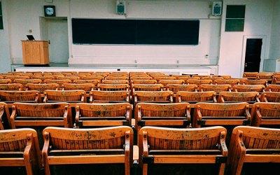 Los profesores también tienen miedo escénico