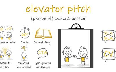 Cómo hacer un elevator pitch personal: ejemplos