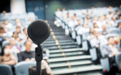 El miedo a hablar en público: causas y soluciones