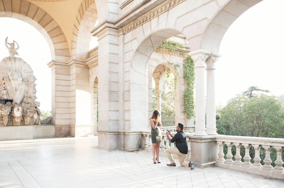 5 best spots to propose to your girlfriend in Barcelona