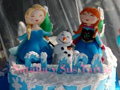 Cumpleaños Frozen 15