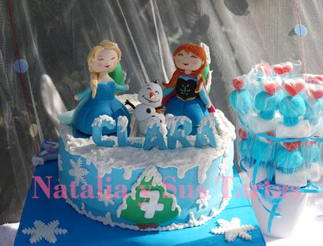 Cumpleaños Frozen 16