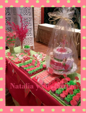 Mesa dulce comunión 8