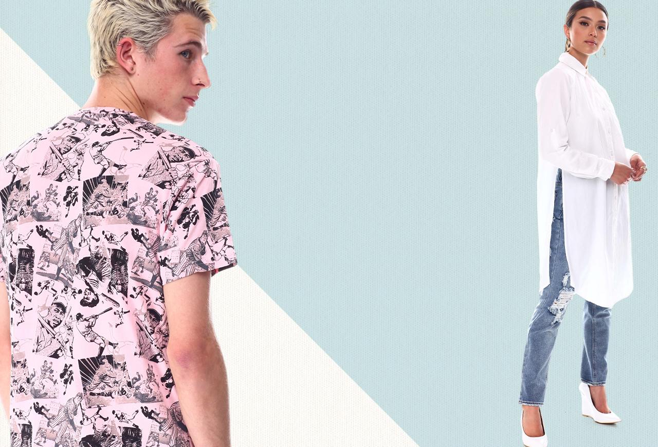 Buyers Picks & Fashion Lab Blank