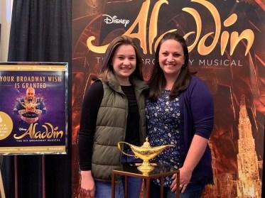 Natalie Jennifer Bourn Aladdin