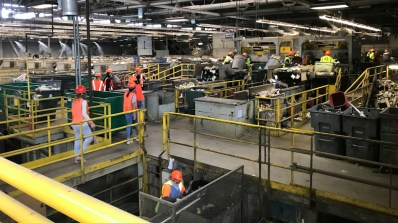 placer materials recovery facility tour