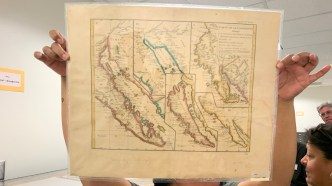 Sacramento Map Archive