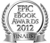 EPIC eBook Awards finalist badge
