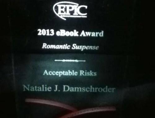 EPIC eBook Award