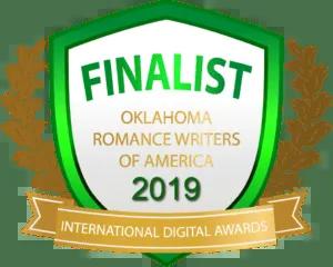 International Digital Awards Finalist Badge
