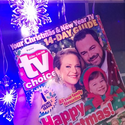 Christmas TV Watchlist | Blogmas