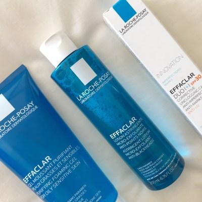 La Roche-Posay Skincare Routine – Acne Skin Saviour!?