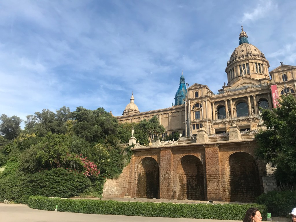 5 Hours in Barcelona