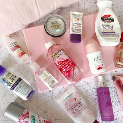 Product Empties: April