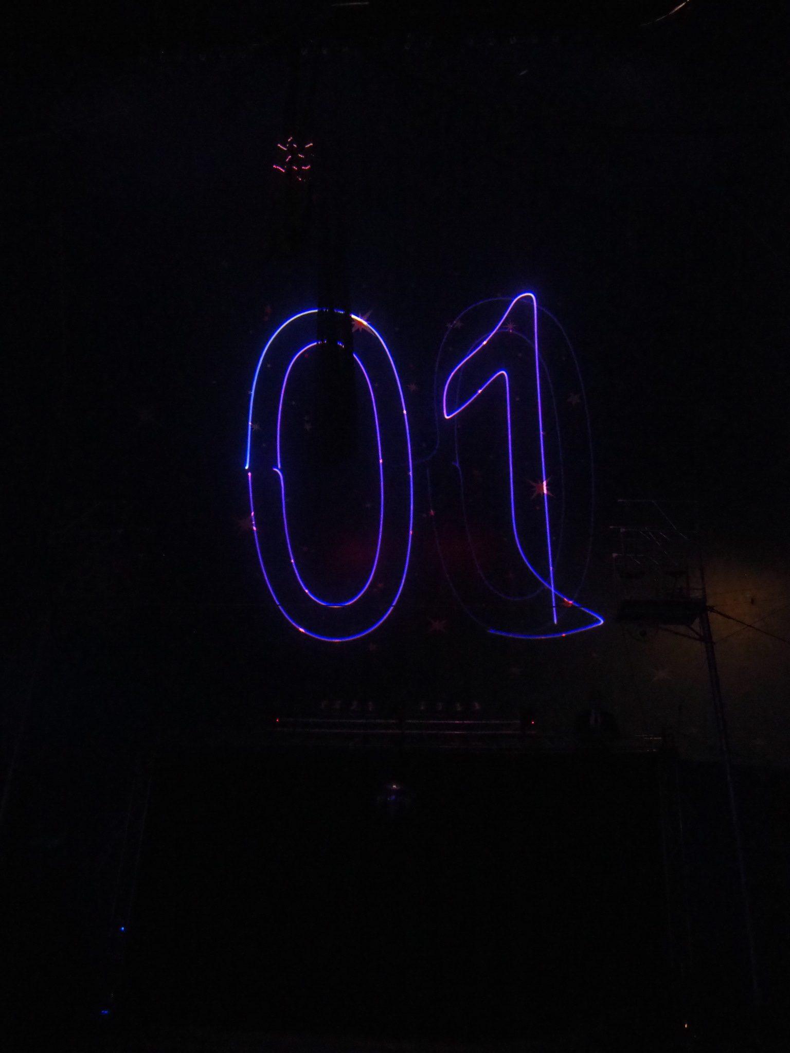 countdown at the circus