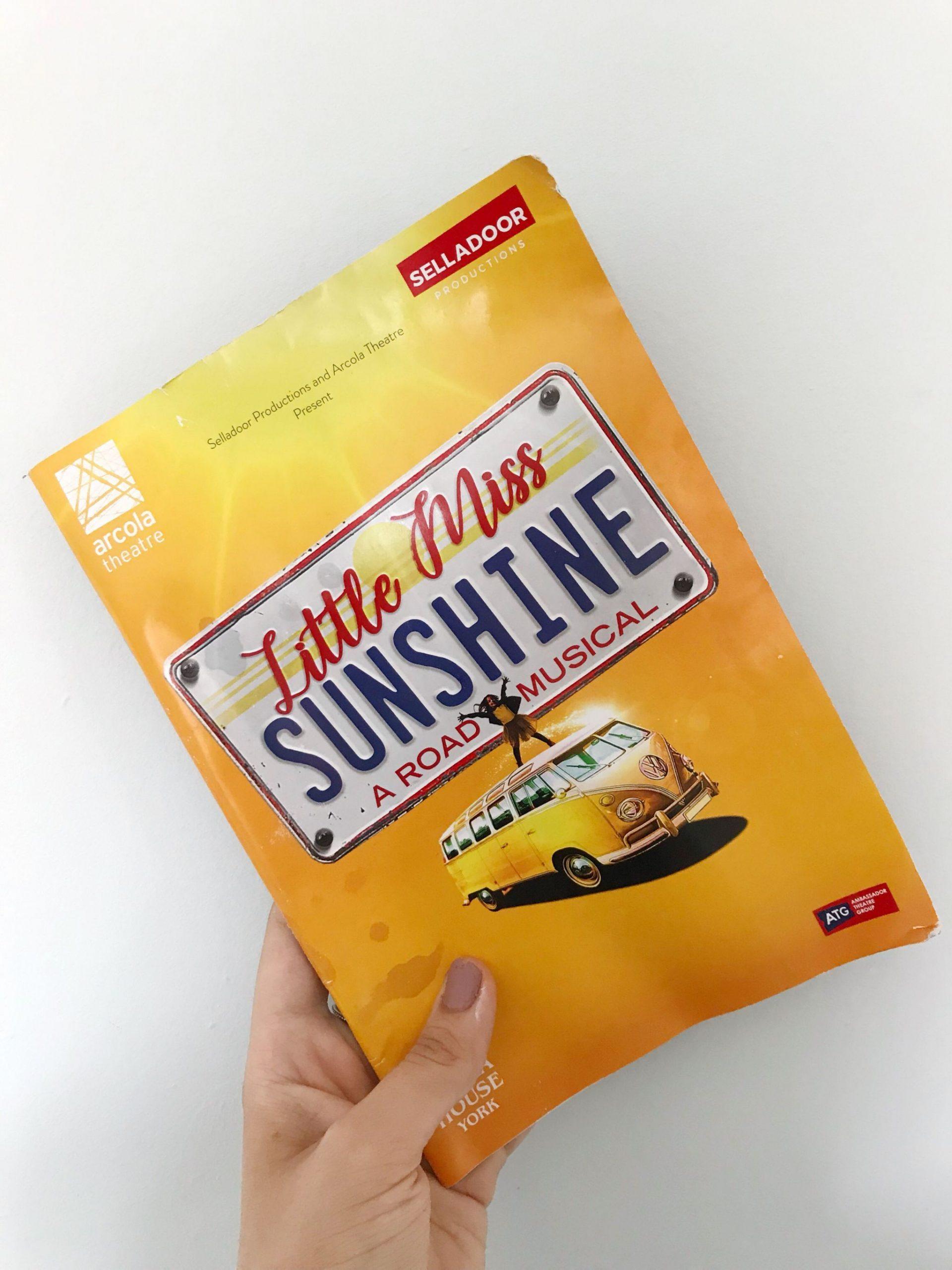 Little Miss Sunshine – A Road Musical*