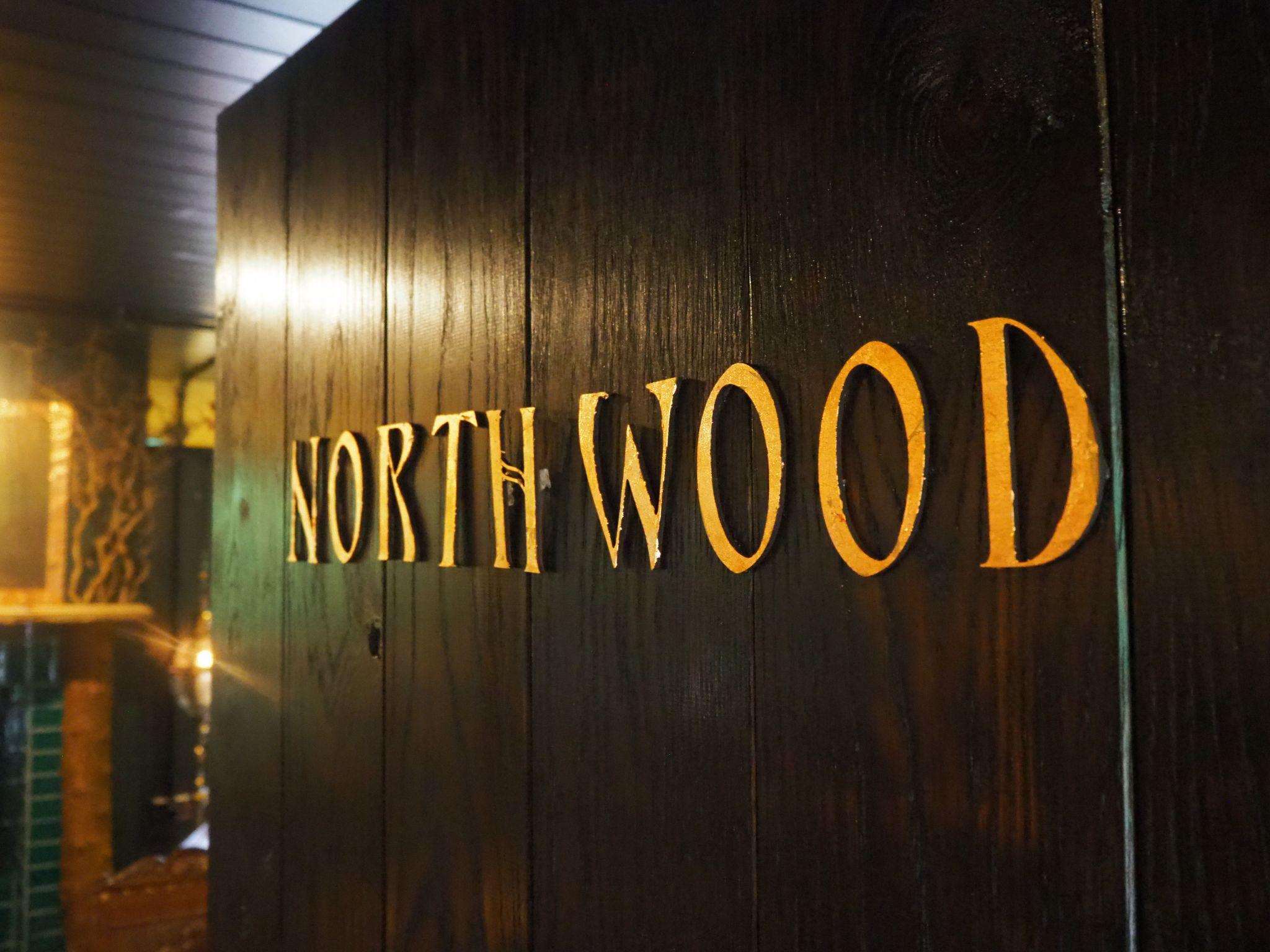 Northwood Door Sign