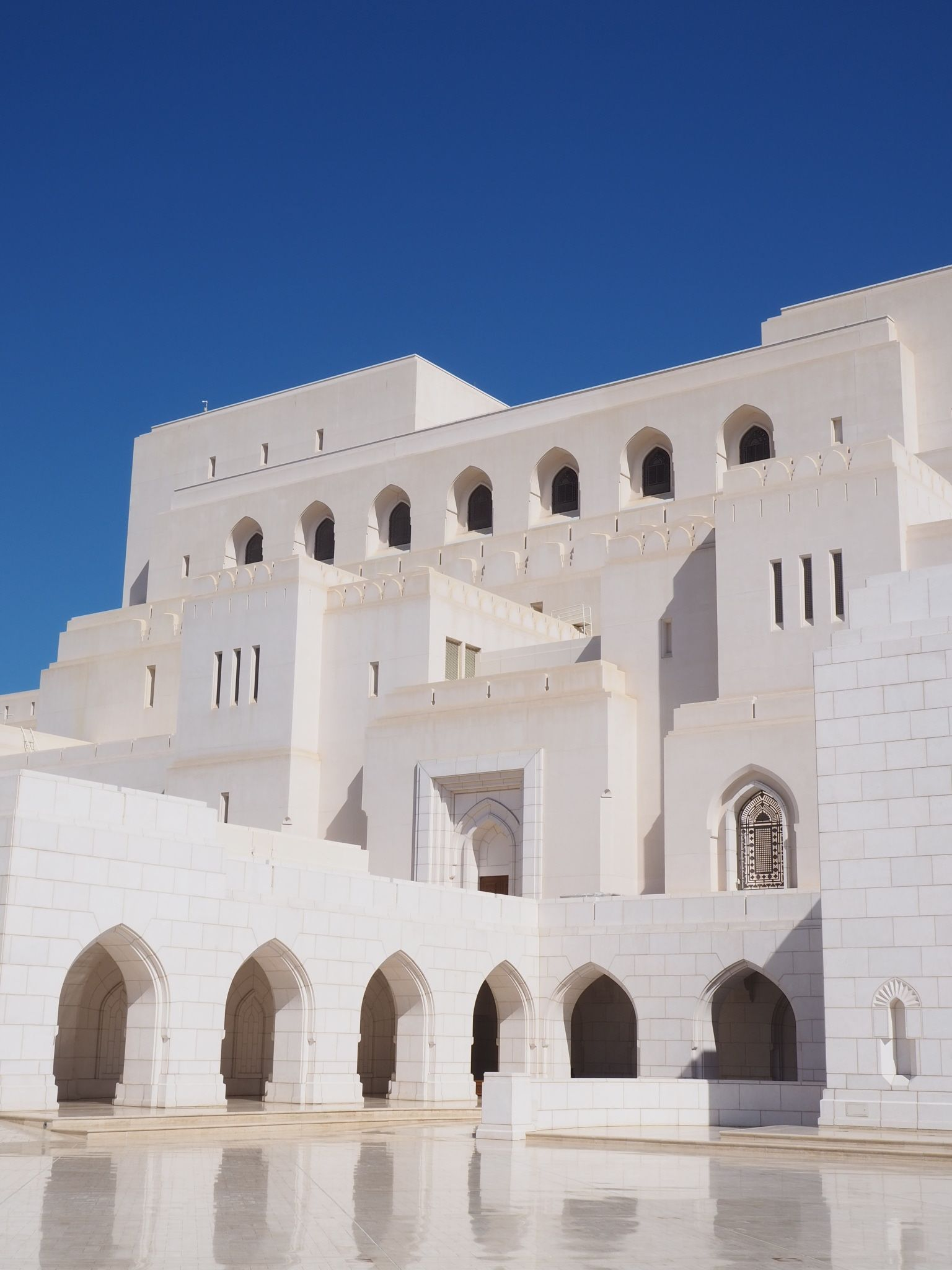 Royal Opera House - Muscat, Oman