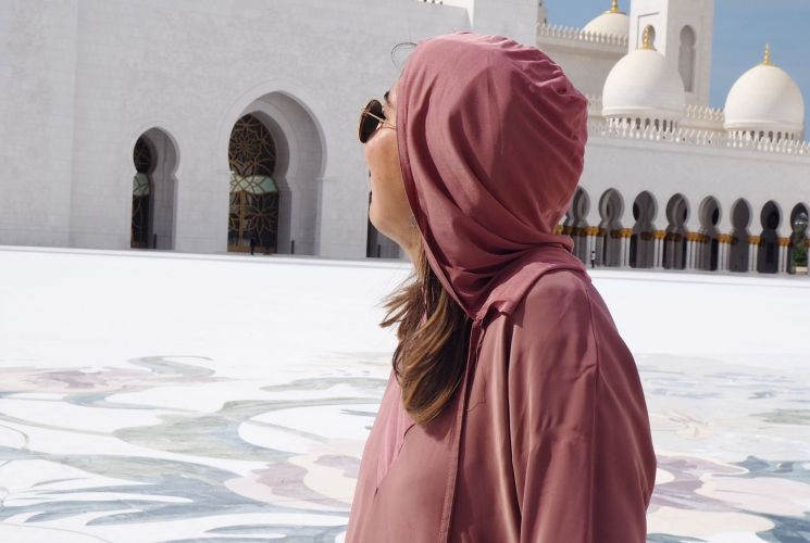 Exploring the Emirates: Sheikh Zayed Grand Mosque, Abu Dhabi