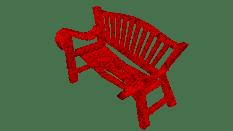 Evil Bench Textured