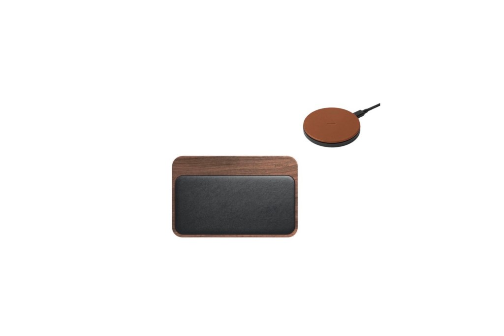 Third Wedding Anniversary Gift Ideas - Leather Wireless Device Charger