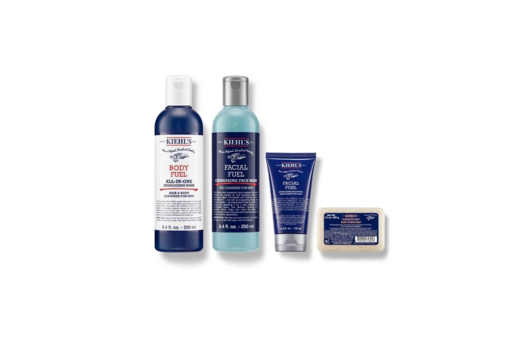 Father's Day Gift Ideas - Kiehl's Mens Kit Personal Care