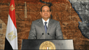 President Abdel Fattah el Sissi