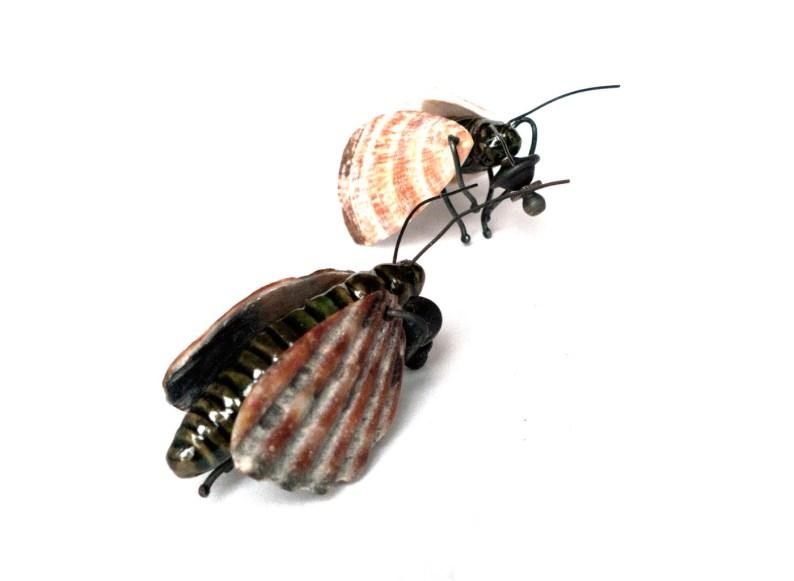"""Brosche """"Moth"""", 2013"""