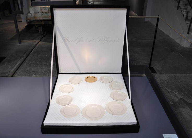 Breakfast at Tiffany's Metapher einer Perlenkette
