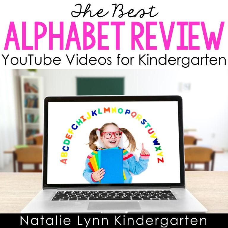 The Best Alphabet Songs For Kindergarten - Natalie Lynn Kindergarten