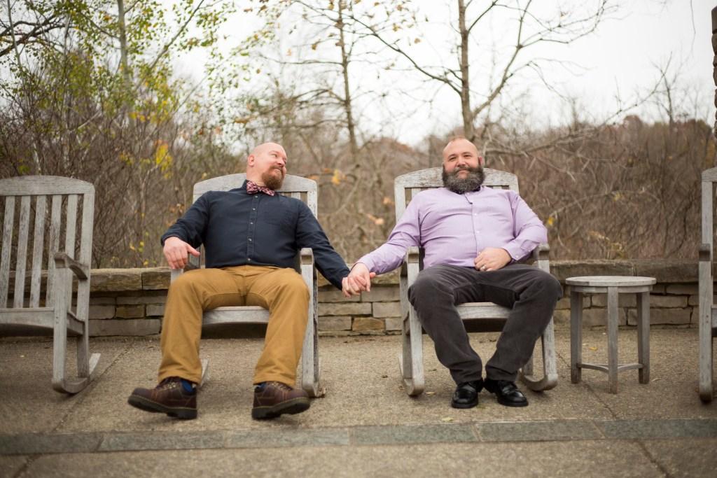 michigan gay engagement photographer