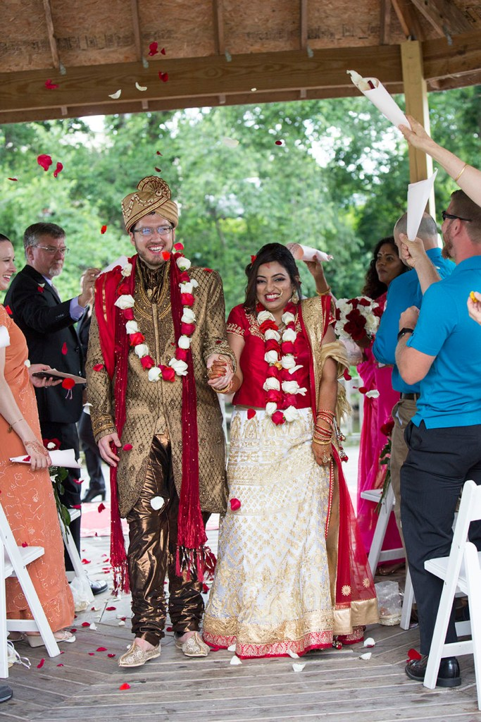 Ypsilanti Indian wedding ceremony