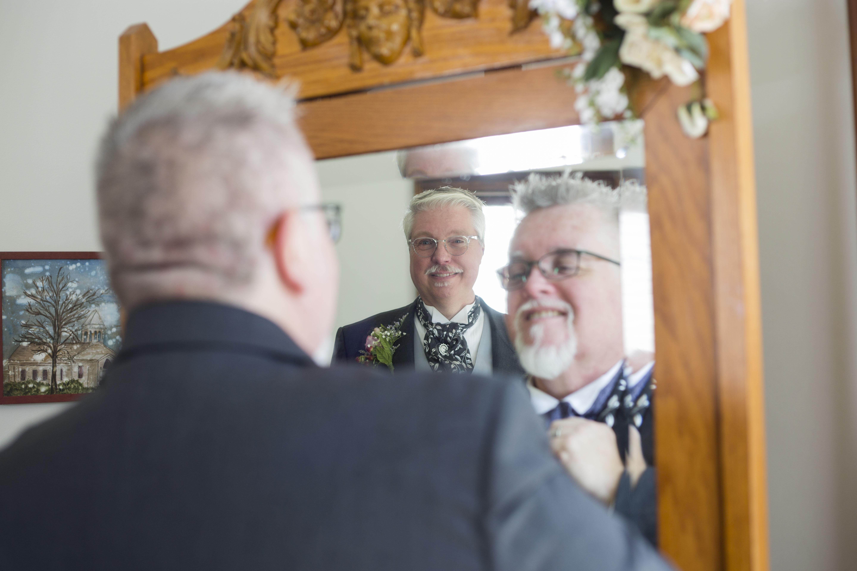 lgbtq michigan wedding photographer