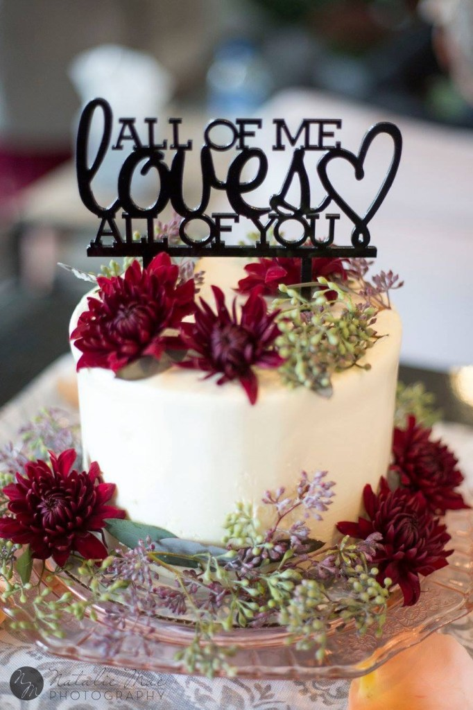 Zingermans bakery wedding cake