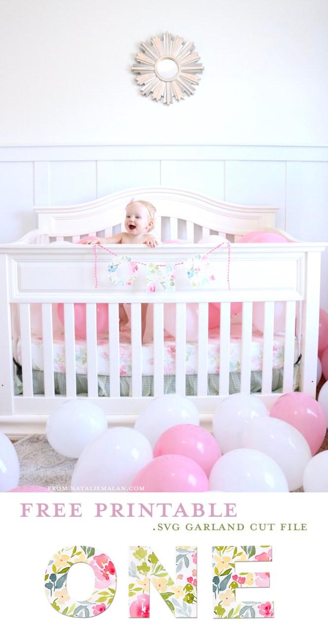 nataliemalan-one-first-birthday-garland-ideas-balloons-nursery-watercolor